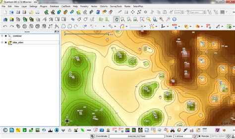 qgis tutorial interpolation nugis free and open source gis geoinformatics