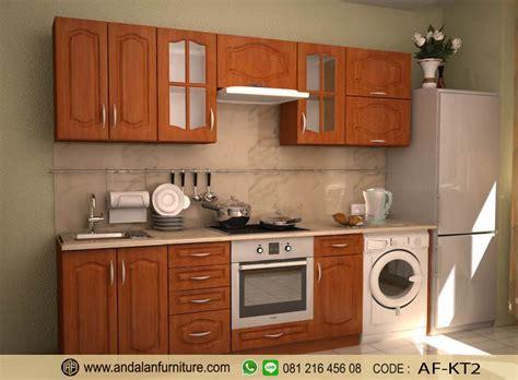harga kitchen set lemari dapur minimalis murah desain