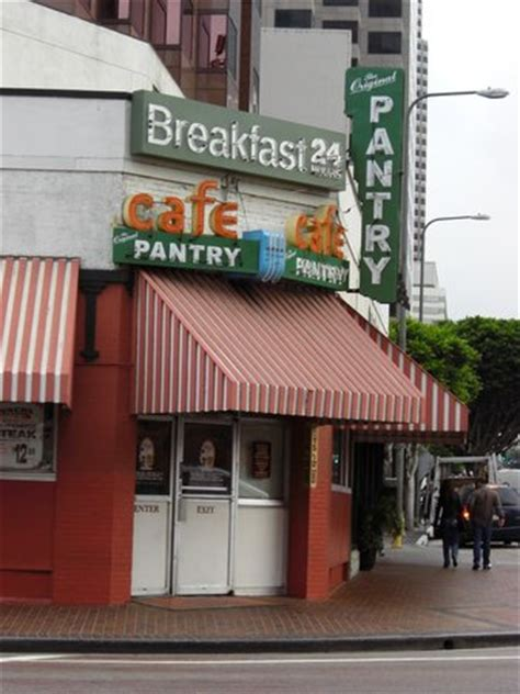 The Original Pantry Cafe Los Angeles Ca by The Original Pantry Los Angeles Downtown Menu Prices