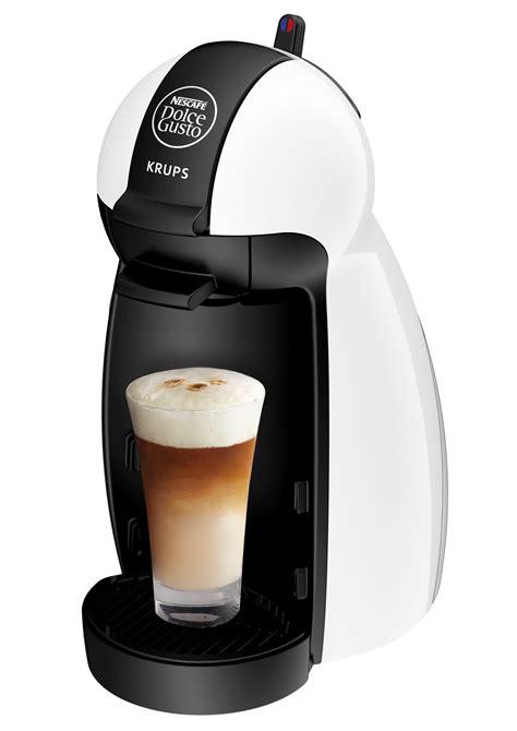 Nescafe Coffee Machine krups kp100240 nescafe dolce gusto piccolo pod coffee