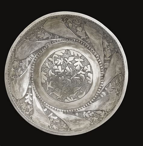 Silver Ottomans Ottoman Silver Bowl Balkans Probably Hungary 16th Century Sterling Silver Pinterest