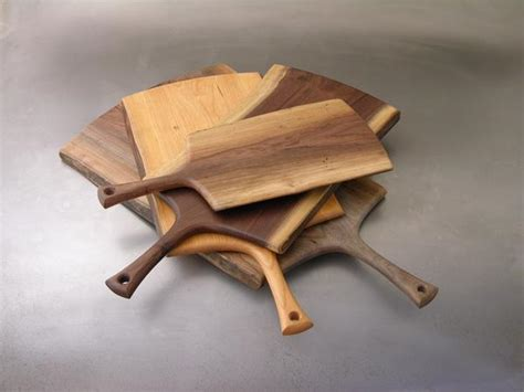 Handmade Cutting Boards Wooden - handmade walnut wood or cherry wood cutting boards by
