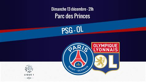 Calendrier Ligue 1 Ol Psg Match Psg Ol Diffusion Et Rediffusions Culturepsg