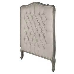 fontaine tufted upholstered mangowood headboard and luxury