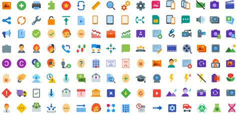 best free icons best of 2015 100 great free icon packs noupe