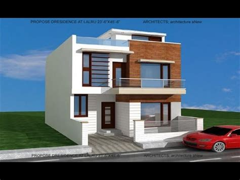 100 yard home design gulmohar city lalru plots for sale youtube