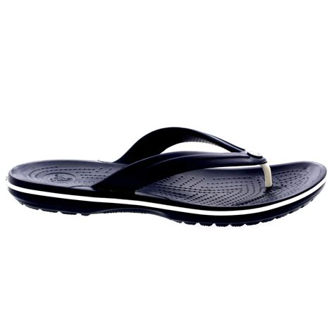 slipper flip flops unisex mens womens crocs crocband flip slip on slipper