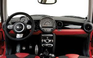 2007 Mini Cooper S Interior 2007 Mini Cooper S Interior Photo 5