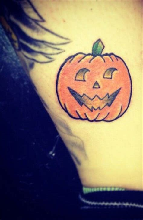 jack o lantern tattoo 76 best tattoos images on