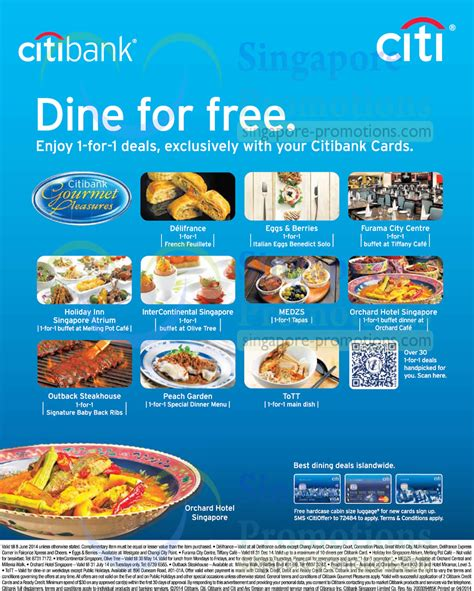 Comfort Inn Gift Card Promotion - citibank 1 for 1 buffet dining deals 27 apr 8 jun 2014