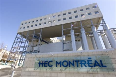 Canadian Mba School Rankings 2015 by Canadian Mba Schools Hec Montreal Mba
