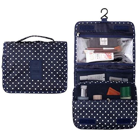 Travel Pouch Make Up Pouch Multifungsi Batik 02 itraveller hanging toiletry bag portable travel organizer cosmetic make up bag for
