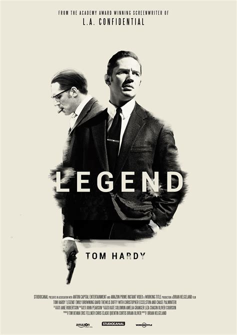 gangster movie with tom hardy legend epic gangster fun starring tom hardy as ronnie