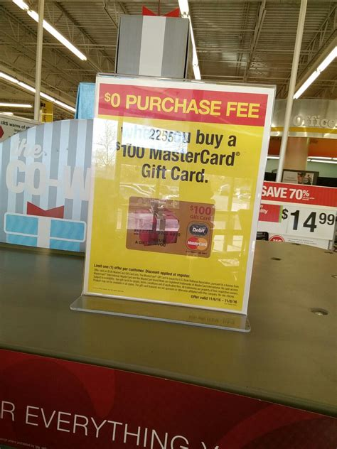 Mastercard Gift Card No Purchase Fee - office depot office max no purchase fees for 100 mastercard gift cards dansdeals com