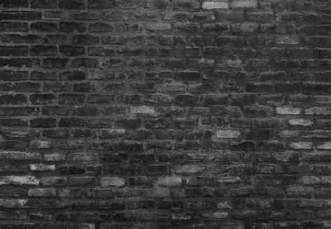 black brick wall black brick wall photo free download