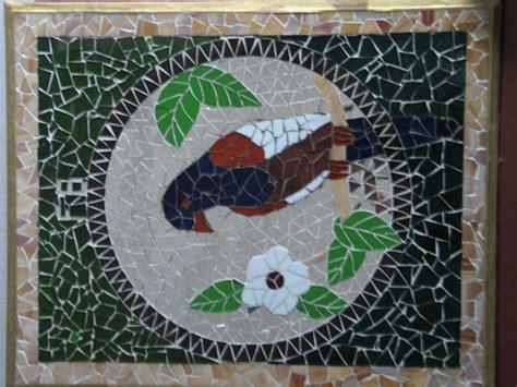 cara membuat lukisan montase perbedaan kolase mozaik dan montase