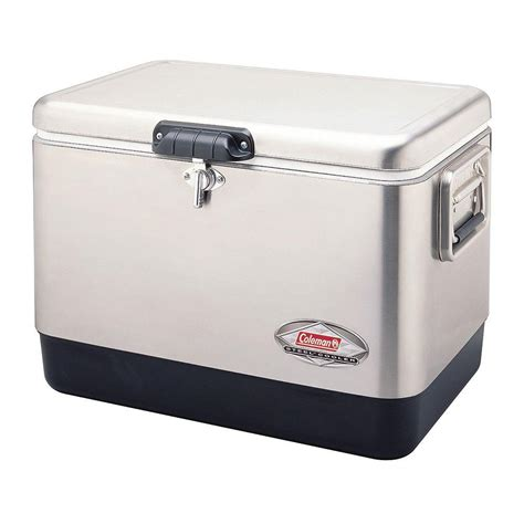 coleman 100 qt cooler blue 3000000187 the home depot