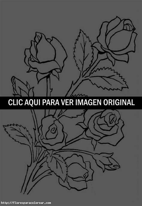 imagenes de flores sencillas para dibujar imagenes de flores para dibujar free dibujo de una