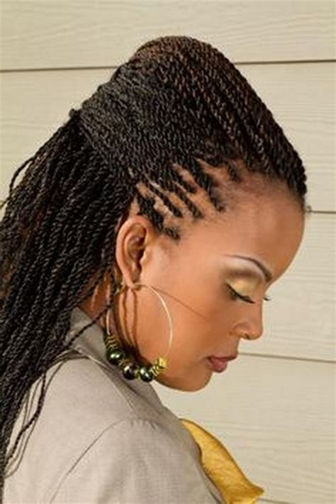 Micro Twist Hairstyles by Micro Twist Braids Hairstyles