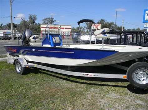 used aluminum bay boats for sale alumacraft bay 2072 boats for sale boats