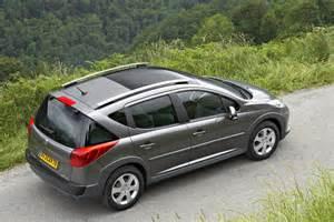 Peugeot 207 Sw Outdoor Peugeot 207 Sw Outdoor Les Photos Officielles Forum