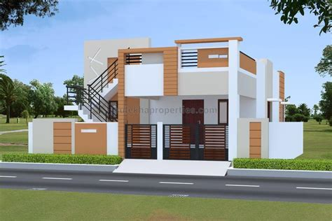 independent house design 2 bedroom independent house plans in tamilnadu