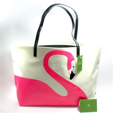 Kate Spade Tote Flamingo kate spade dayton tropica flamingo large tote bag wkru1486 kate spade wkru1486