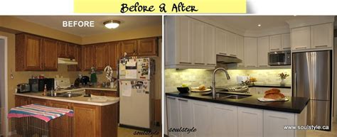 small kitchen remodel before and after on pinterest small kitchen renovations before and after or maybe