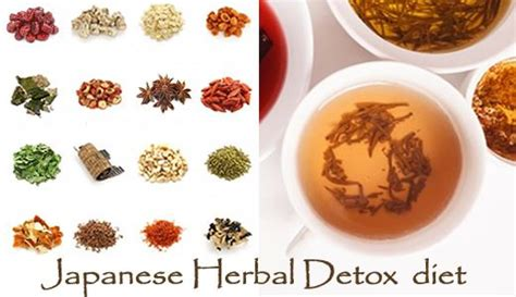Japanese Detox Diet by Pin By Shantell Torrence On Addicted To Tea