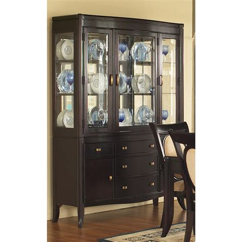 modern dining room buffet and hutch d s furniture