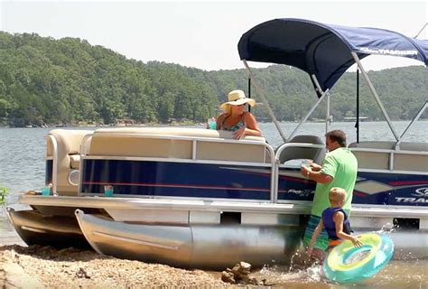 should i buy a used pontoon boat pontoon boat shows best largest tips to make the most