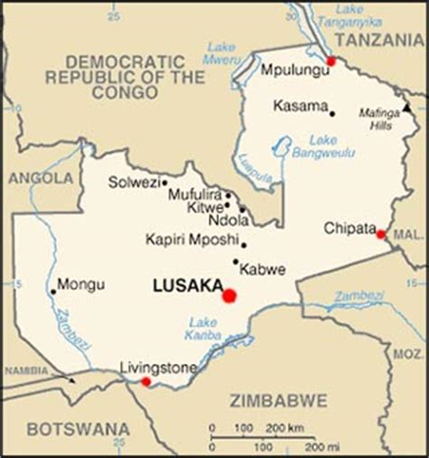 5 themes of geography for zambia zambia latitude longitude absolute and relative
