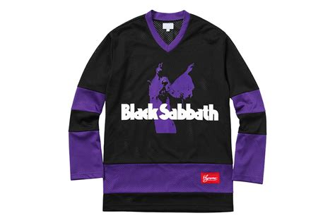 supreme clothing line black sabbath x supreme 2016 ss hypebeast