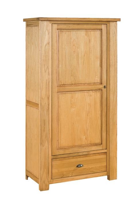 Unfinished Oak Pantry by Dante Solid Oak Furniture Kitchen Cupboard Pantry Ebay