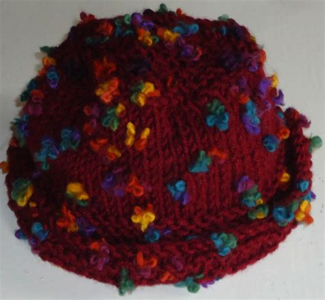 the knitting boutique knitting pattern hat free pattern for alize flower hat