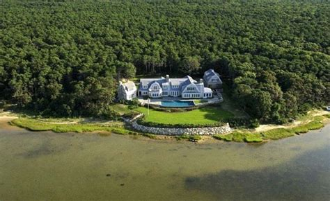 14 5 million waterfront mansion in edgartown ma homes