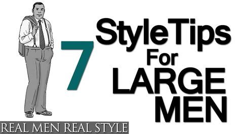 7 And Easy Styling Tips by 7 Style Tips For Large Big S Guide To Sharp