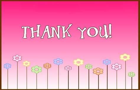 Birthday Thank You Card Template by Birthday Invitation Idea At Invitations And More