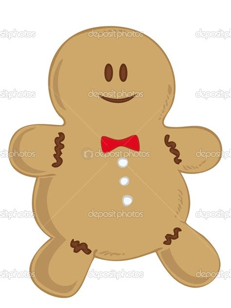 google images gingerbread man smiling gingerbread man stock vector 169 milla74 3355585