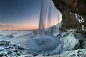 Frozen Waterfalls by Frozen Waterfall Brenda Pinterest