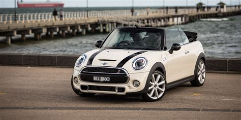A Mini Cooper Convertible by 2016 Mini Cooper S Convertible Review Caradvice