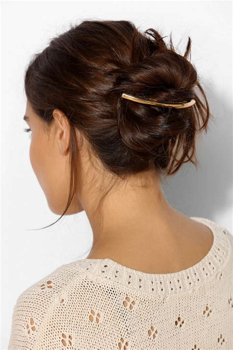 Mane Addicts The Long Gold Hair Barrette: 5 Picks for