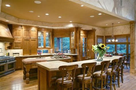 house plans with big kitchens this award winning craftsman house plan from the house designers features an open floor plan