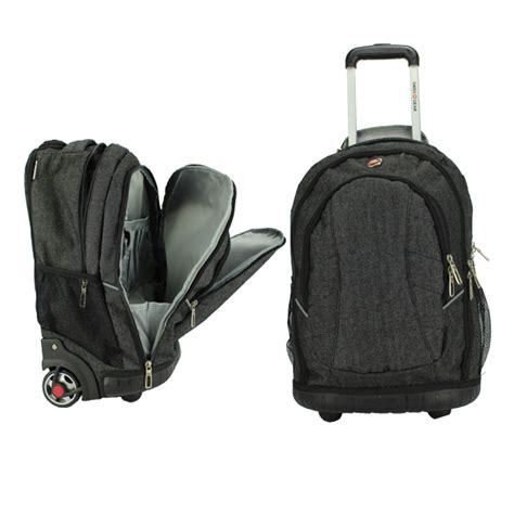 Tass Backpack Cool Design Black newest design wheeled backpack laptop backpack trolley