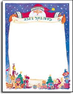 quick view 8039lp quot santa s list paper quot