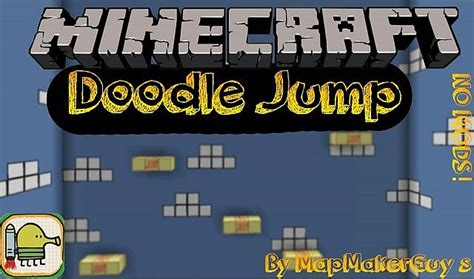 doodle jump in minecraft important minecraft doodle jump v 34 texture pack