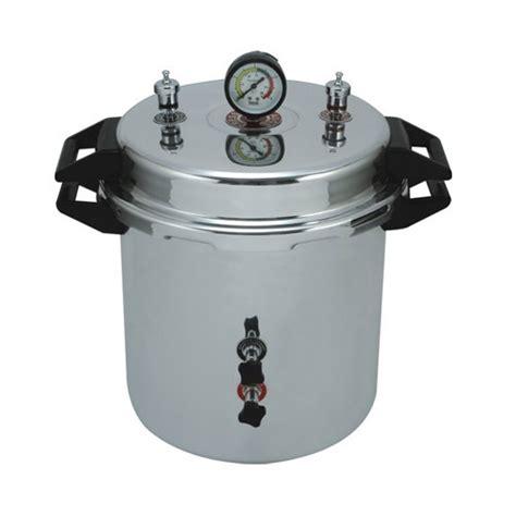 sterilize tattoo equipment with pressure cooker nordic scientific