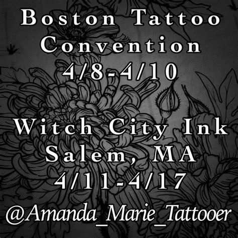 Tattoo Parlor Salem Ma | salem massachusetts witch city ink custom tattoos in