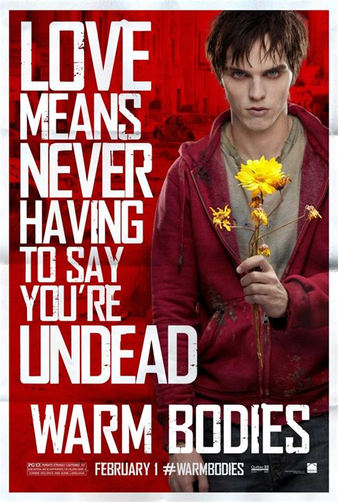 film romance zombie my not so vacant shelf review warm bodies the movie
