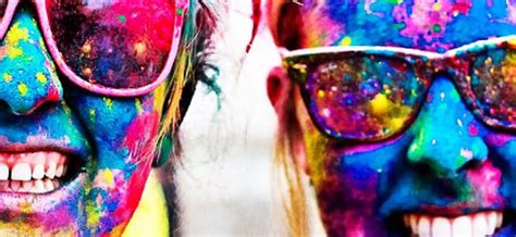 does color run paint wash out tips for dubai color runners